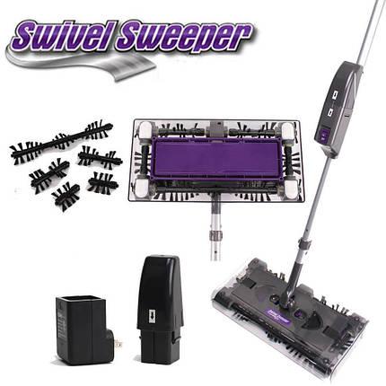 Электровеник Swivel Sweeper G4, фото 2