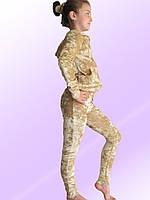 Велюровый костюм на девочку