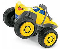 Машинка CHICCO - Билли большие колеса (61759.00) с интерактивным рулем