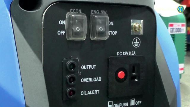 Инверторный генератор Weekender 3500i фото 5