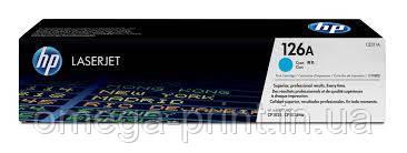 Картридж HP CLJ CP1025, (CE311A) Cyan