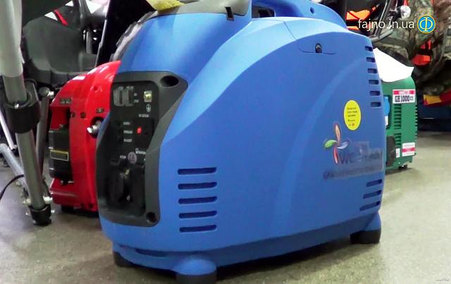 Инверторный генератор Weekender 3500i фото 6