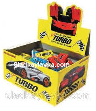 Жувальна гумка TURBO 100 шт (PowerGum)