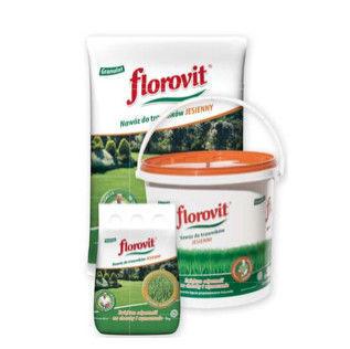 Флоровит ( удобрение для газона) 4 кг осенний