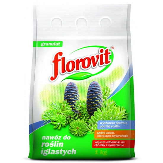 Флоровит (удобрение для хвойных) 3 кг