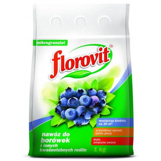 Флоровит  ( удобрение для черники) 3 кг