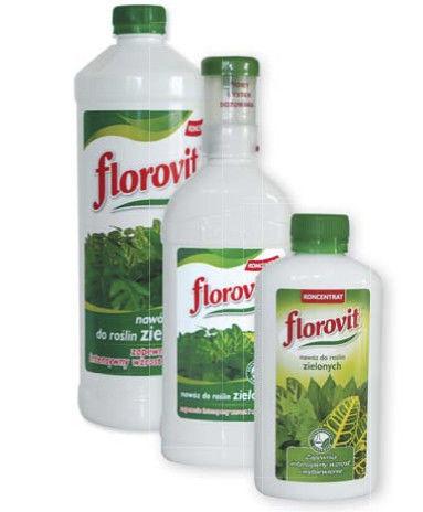 Флоровит ( удобрение для зеленых растений) 0,24 л