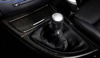 Накладка на консоль КПП BMW Performance (Carbon) для BMW 1 (E81,E82,E87,E88)