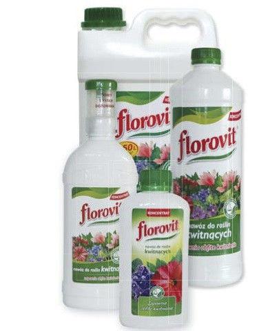 Флоровит  (удобрение для цветущих растений) 0,24 л