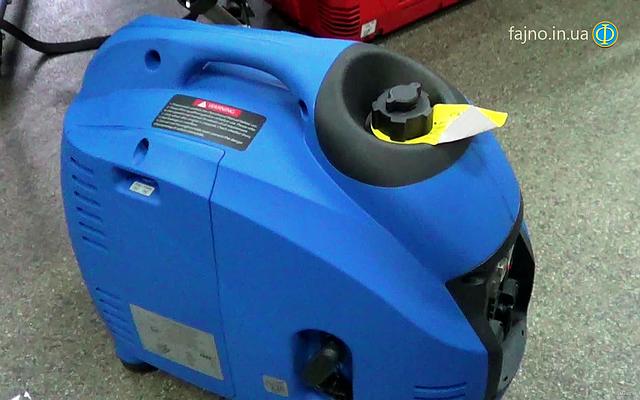 Бензиновый инверторный генератор Викендер 3500i фото 6