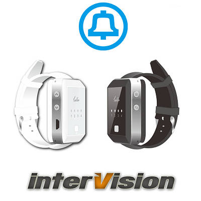 Бюджетный аудиопейджер администратора Intervision SMART-41H