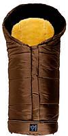 Зимний конверт Kaiser SHEEPY 2 в 1, коричневый