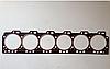 Прокладка ГБЦ на двигатель Cummins 6C, 6CT, 6CTA