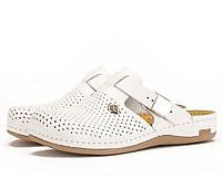 Сабо Leon 950 36 Белые