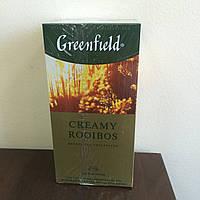 Чай Greenfield Creamy Roiboos 25 пак.