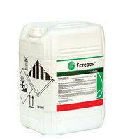 Гербицид Естерон 600 EC. Защитник в посевах сельхозкультур.
