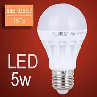 Светодиодная лампа LED 5Вт E27