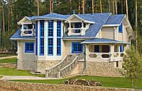 Проектирование и Строительство Частного дома в УКРАИНЕ. Услуги Архитектора , Дизайнера , Строителя