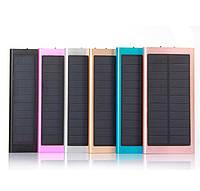 Зарядное устройство внешний аккумулятор Solar Powerbank 8000