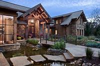 Индивидуальное проектирование частных домов, коттеджей, проектирование деревянных домов № 7