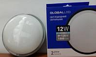 Светильник герметичный GLOBAL LED 12W 5000K 1-HPL-003-С