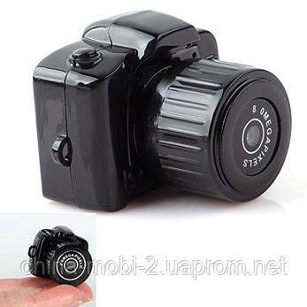 Мини камера DV DVR, регистратор Y3000, Экшн-камера (RS-301), фото 2
