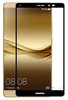 Защитное стекло Tempered Glass 3D Full Cover Huawei Mate 8 Black