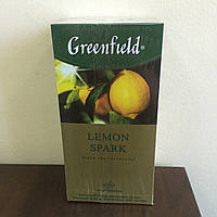 Чай Greenfield Lemon Spark 25 пак.