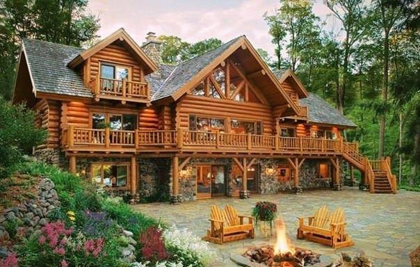 Проектирование и Строительство нестандартных деревянных домов