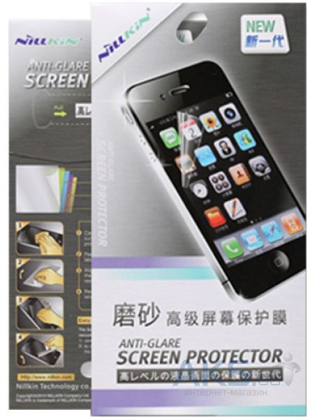 Защитная пленка Nillkin Crystal Huawei Honor 5X, Honor GR5 Matte