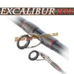 Спиннинг ET Excalibur Jerk M IM8 1,98m 40-80g