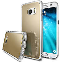 Чехол Ringke Fusion Mirror Samsung N930 Galaxy Note 7 Royal Gold