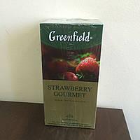 Чай Greenfield Strawberry Gourmet 25 пак.
