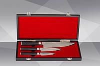 Набор из 3х ножей Samura Mo-V в подарочной коробке SM-0220