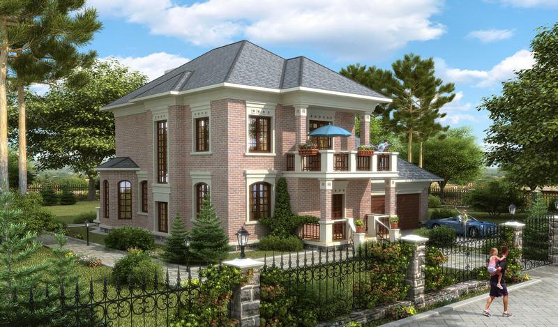Строительство Загородных Домов в Харькове