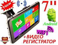 Новинка! GPS навигатор Pioneer M515 DVR + AV