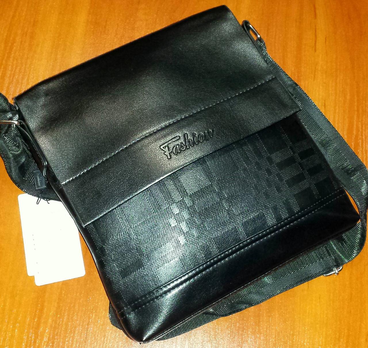 379d417a9fd7 Мужская фирменная сумка Fashion 29x25x8см (059-08): продажа, цена в ...