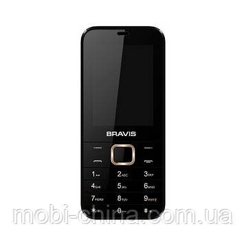 Телефон Bravis F241 Blade Dual sim Black ' ' , фото 2