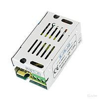Импульсный блок питания 12В 15Вт качественные електроные компоненты