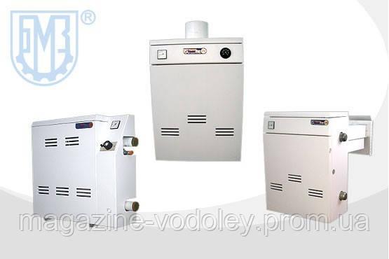 Котел отопительный газовый дымоходный одноконтурный КС-Г-10ДS 10 кВт