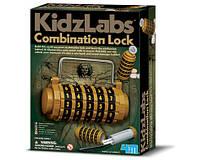 Детские опыты Кодовый замок