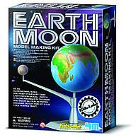 Творчество Макет Земли с Луной
