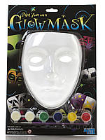 Роспись Раскрась светящуюся маску