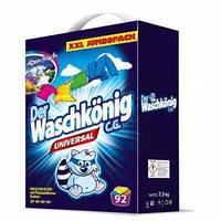 Стиральный порошок Waschkonig ( Waschbar) Color 7,5 кг 92 стирки