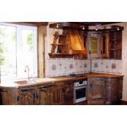 Кухня под старину - отлично впишется в Ваш интерьер