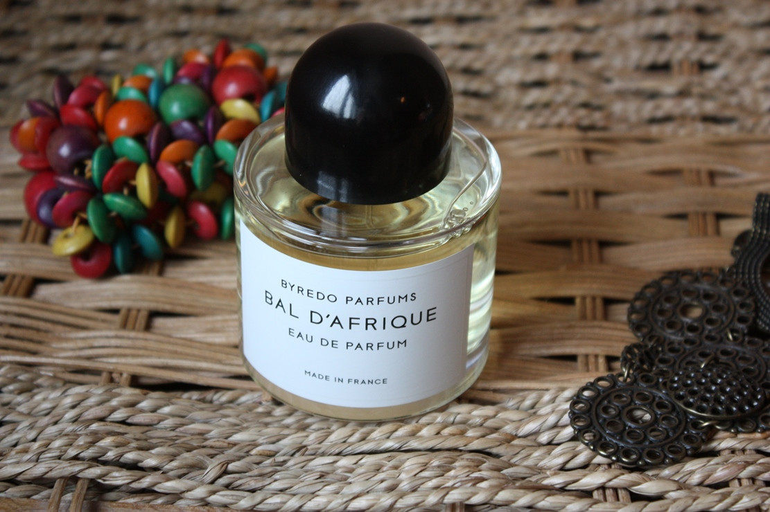 парфюм африканский бал описание