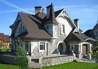 Загородный дом из камня № 16