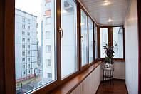 Внутренняя отделка балконов высокого качества