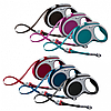 Flexi Vario M (5м,лента,до 25кг)  рулетка поводок для собак