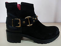 Ботинки женские кожаные демисезонные Buffalo